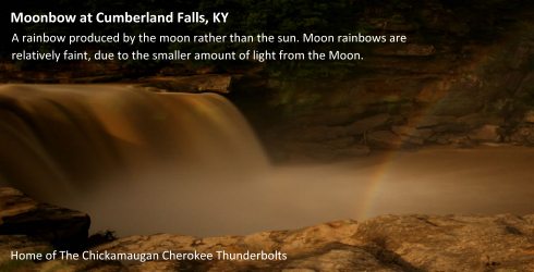Image result for cumberland falls moonbow