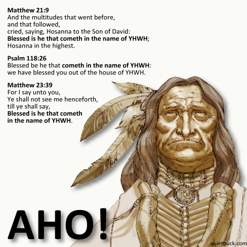 YHWH - Aho