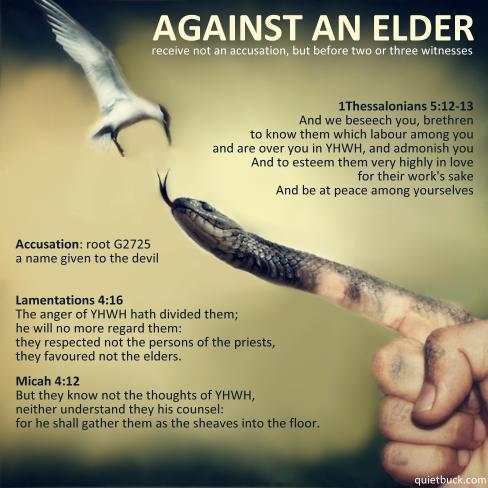YHWH - AgainstAnElder